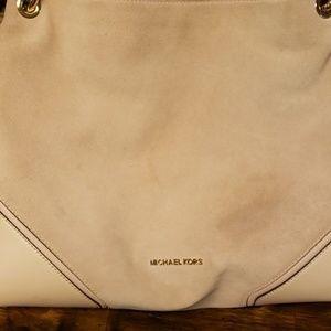 Light pink Michael Kors purse